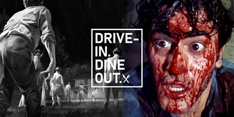 Night of the Living Dead + Evil Dead Double Feature - Drive-In Dine-Out tickets