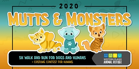 Mutts and Monsters tickets