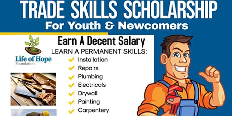 Life of Hope - Trade Skill Scholarship Program