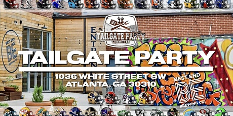 TAILGATE PARTY 3 tickets