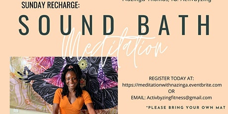 Crystal Sound Bath Meditation tickets