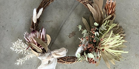Everlasting Christmas Wreath Workshop tickets