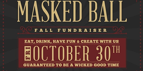 reDiscover Center's Virtual Masked Ball Fall Fundraiser tickets