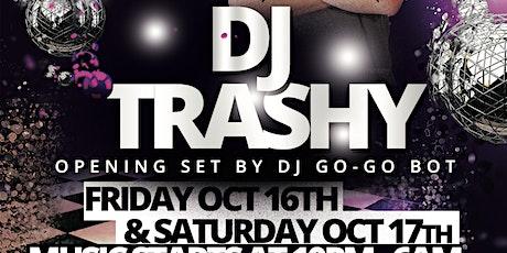 DJ Trashy in the MIX tickets
