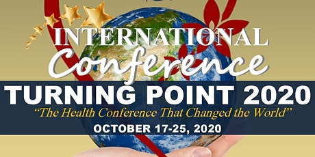 Turning Point 2020 - The Health Conference That Changed the World! tickets
