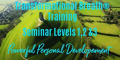 6-Day Residential Transformational Breath® Training Seminar tickets