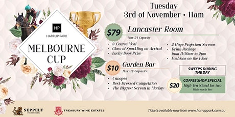 Melbourne Cup: Lancaster Rooms tickets