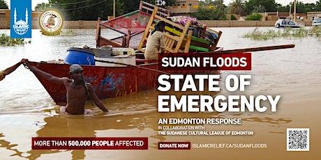 Awareness Session & Fundraiser for Sudan Floods - Edmonton tickets