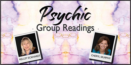Psychic Demonstration with Psychic Mediums Kelley and Cheryl tickets