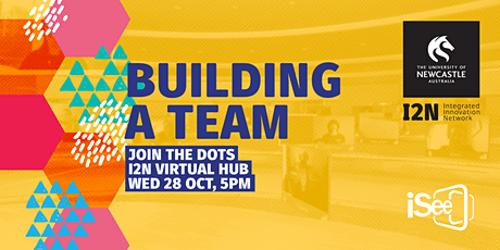 Join the Dots Virtually - Building a Team