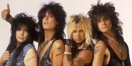 MOTLEY CRUE, DEF LEPARD, POISON & OZZY  - THE ULTIMATE DJ TRIBUTE tickets