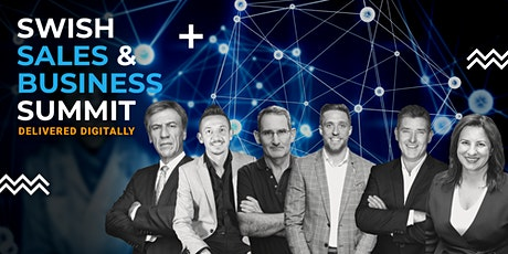 SWISH Sales & Business Summit | Digital tickets