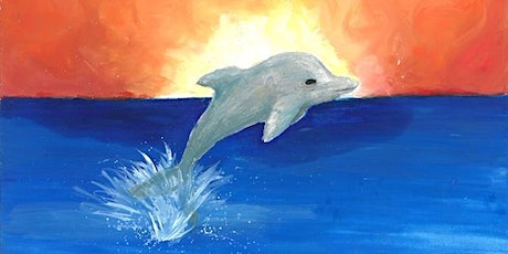 Learn to Draw a Dolphin  @11AM  | Outdoor Class tickets