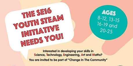 The SE16 Youth STEAM Initiative tickets