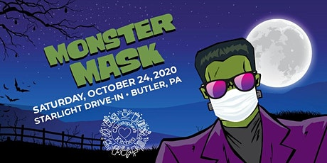 Monster Mask tickets