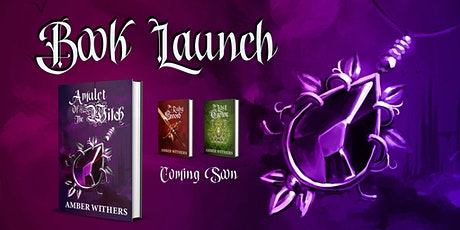 Book Launch: Amulet of the Witch tickets