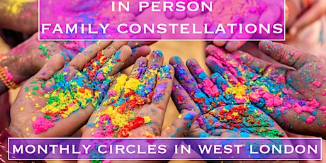 In Person - Family Constellations in West London tickets