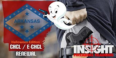 Arkansas CHCL Renewal - Halloween Edition tickets