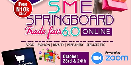 Sme Springboard Trade Fair 6.0 tickets