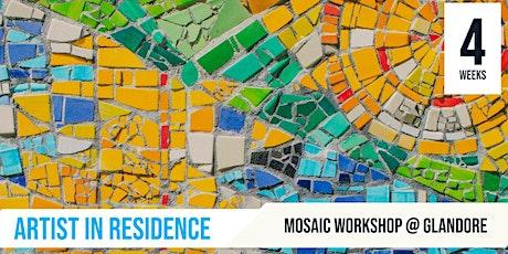Mosaics | 4 Weeks | Artist in Residence