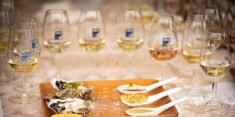 Matakana wine and oyster matching