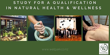 Open Day at Wellpark College of Natural Therapies in Albany, Auckland. tickets