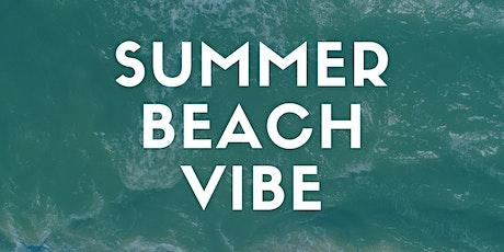SUMMER VIBE tickets