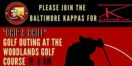 Chip & Chill  with the The Baltimore Alumni Kappas tickets