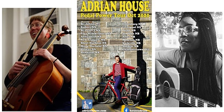Adrian House tour kickoff w/ Maude Julia and Valmy tickets