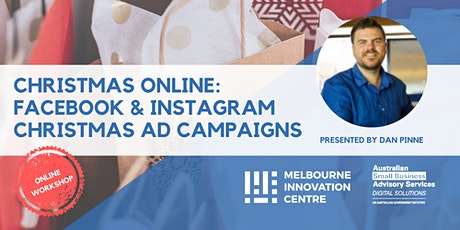 Christmas Online: Facebook & Instagram Christmas Ad Campaigns tickets