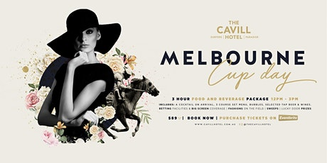 Melbourne Cup Day tickets
