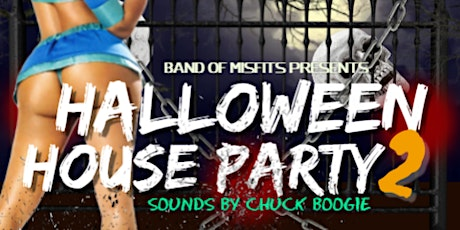 Halloween House Party 2 tickets