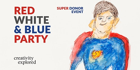 Red, White & Blue Party | Benefiting Creativity Explored tickets