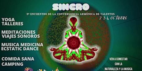 SINCRO 3er Encuentro De La Convergencia Armónica de Talentos entradas