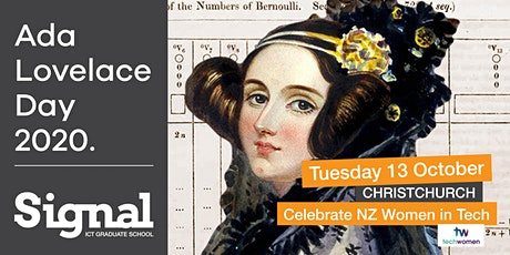 Christchurch - Ada Lovelace Day Event 2020 tickets