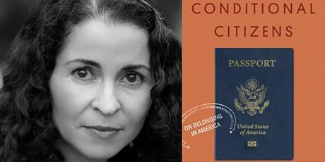 Cosmos Book Club #15: Conditional Citizens with Laila Lalami tickets