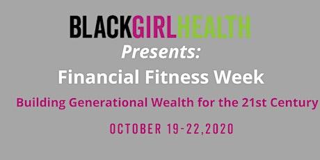 Financial Fitness Week tickets