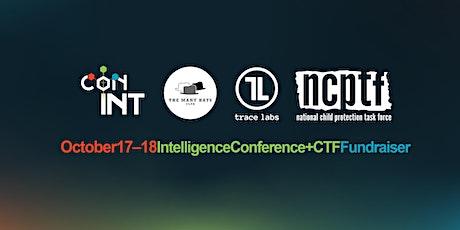 conINT 2020 - 2 Day Virtual Intelligence Conference entradas