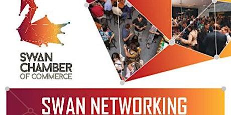 Swan Networking@ Swan Valley Oasis Resort tickets