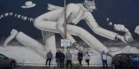 CVT 2020 Richmond Mural Hike (Local Hike, 5-7 Miles, Moderate) tickets