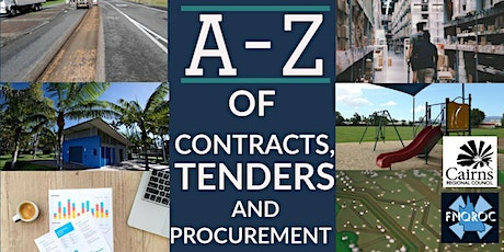 A to Z of contracts, tenders and procurement - Lunch Session tickets