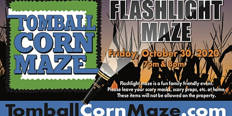 Flashlight Maze tickets