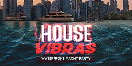 House Sunset Yacht Party End of Summer at Skyport Marina Jewel Yacht tickets