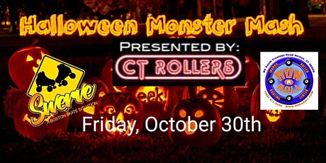 CT ROLLERS Monster Mash Roll tickets