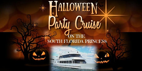 Halloween Party Cruise  on the South Florida Princess tickets