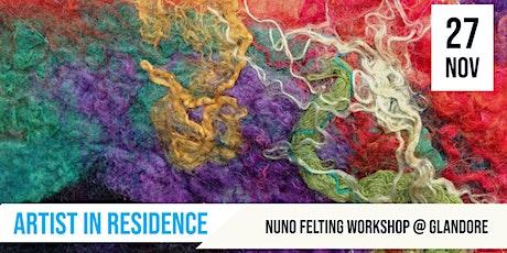 Nuno Felting | Artist in Residence tickets