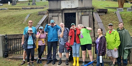 Hollywood Cemetery (Local Hike, 2-3 Miles, Easy) tickets