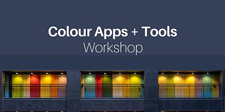 Colour Apps + Tools Workshop tickets