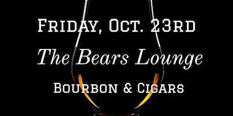 The Bears Lounge: Bourbon & Cigars (Homecoming 2020) tickets