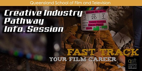 Creative Industry Pathway Information Session - Wednesday - 7th Oct. 2020 tickets